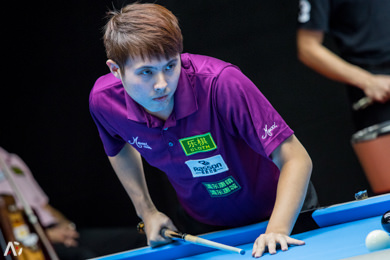 Cheng Yu Hsuan vô địch US Open 9-ball năm 2015