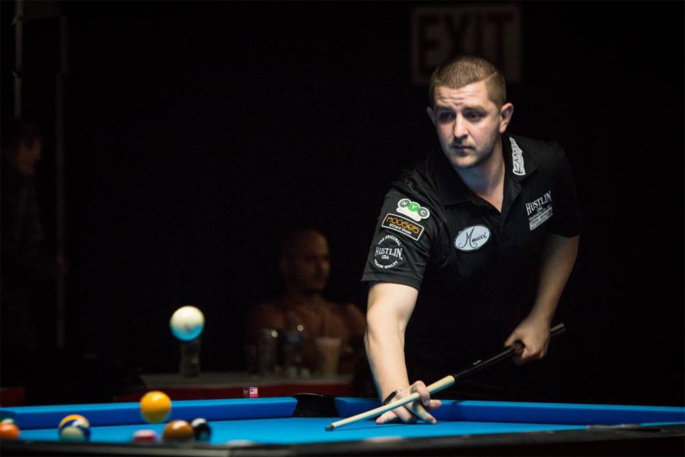 Jayson Shaw vô địch US Open 9-ball 2017
