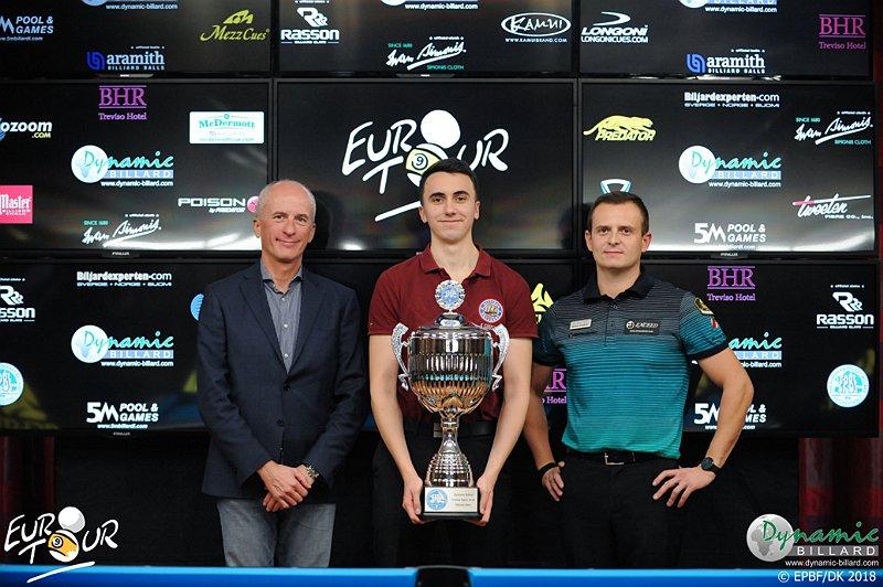 Euro Tour Treviso 2018
